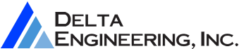 Delta Engineering, Inc., Jackson California Logo
